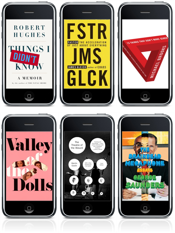 mobile book covers